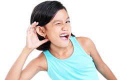 I Can Hear You Royalty Free Stock Images