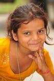 Young girl model Stock Photos