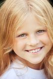 Young girl portrait Royalty Free Stock Image