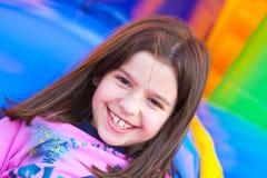Young girl portrait Stock Photos
