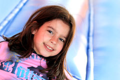 Young girl portrait Stock Photography
