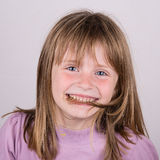 Young girl Royalty Free Stock Photography