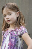 Young Girl Posing Royalty Free Stock Photos
