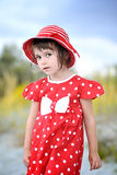 Young girl posing Royalty Free Stock Photography