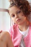 Female child Stock Images