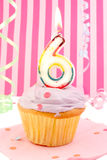 Young girl's birthday Royalty Free Stock Image