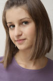 Young girl's portrait Stock Photography