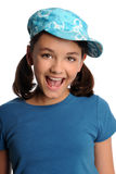Young Girl Smiling Royalty Free Stock Images