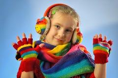 Young girl. Stock Photos
