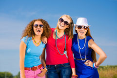 Young girls Stock Images