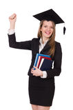Young graduate Stock Photography
