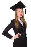 Young graduate Royalty Free Stock Photos