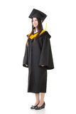 Young graduation woman Royalty Free Stock Photography