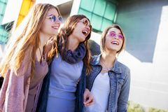 Young group youth friendship concept. Young group youth  friendship concept Stock Photo