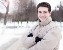 Young guy Royalty Free Stock Photos