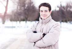 Young guy Stock Image