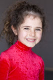 Young Gymnast Royalty Free Stock Photo