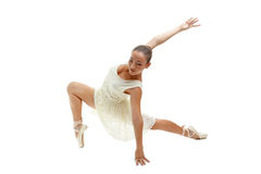 Young gymnasts Royalty Free Stock Photo
