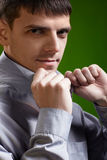 Young handsome guy Royalty Free Stock Image