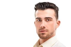 Young handsome man Stock Image