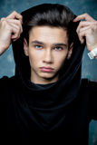 Young handsome teenager boy Royalty Free Stock Images