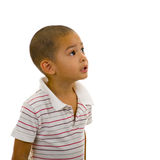 Young handsome thai-english preschooler Stock Images