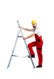 Young handsome worker Royalty Free Stock Photography