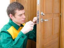 Young handyman Royalty Free Stock Photos