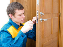 Young handyman Stock Photography
