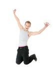 Young happy caucasian man Stock Photos