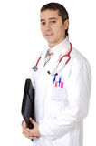 Young happy doctor Royalty Free Stock Images