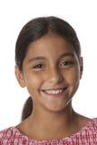 Young happy teenage girl Stock Images