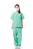 Young health care worker Royalty Free Stock Photo