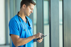 Young health care worker Royalty Free Stock Photography