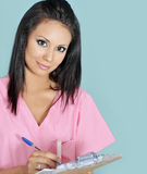 Young health professional Stock Images