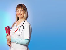 Young Healthcare Worker Royalty Free Stock Photos