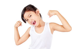 Healthy Kid Stock Photo