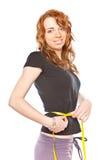 Young healthy life girl Stock Image
