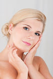 Young healthy skin Royalty Free Stock Images
