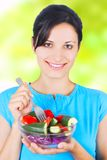 Young healthy woman Royalty Free Stock Photo