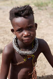 Young Himba girl Stock Image