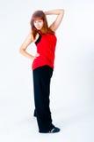 Young hip-hop dancer Stock Photos