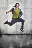Young hip-hop dancer Stock Photography