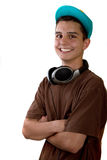 Young hip kid Stock Image