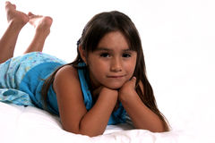 Young Hispanic Child Royalty Free Stock Photos