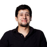 Young hispanic man Stock Photography