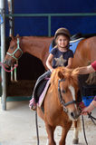 Young Horse riders Royalty Free Stock Photo