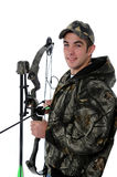 Young Hunter Stock Photography