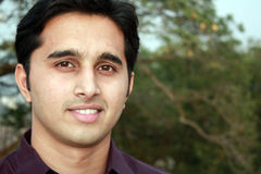 Young Indian Stock Photo
