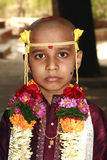 Young Indian boy Stock Photography